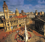 Car rental in Birmingham, Birmingham Museum and Art Gallery, UK