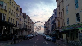 Car rental in Brighton, United Kingdom