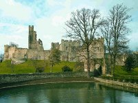Car rental in Prestwick, Prudhoe Castle, UK
